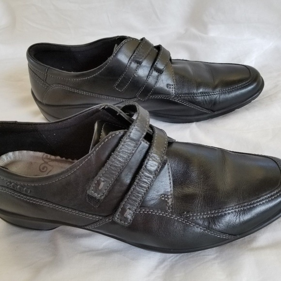 Ecco Women's Loafers Shoes Comfort Shoes Size 38